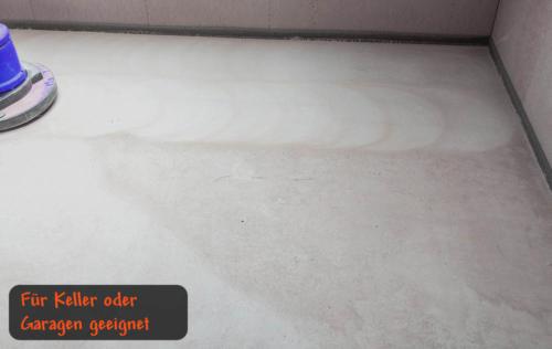 Für Keller oder Garagen geeignet
